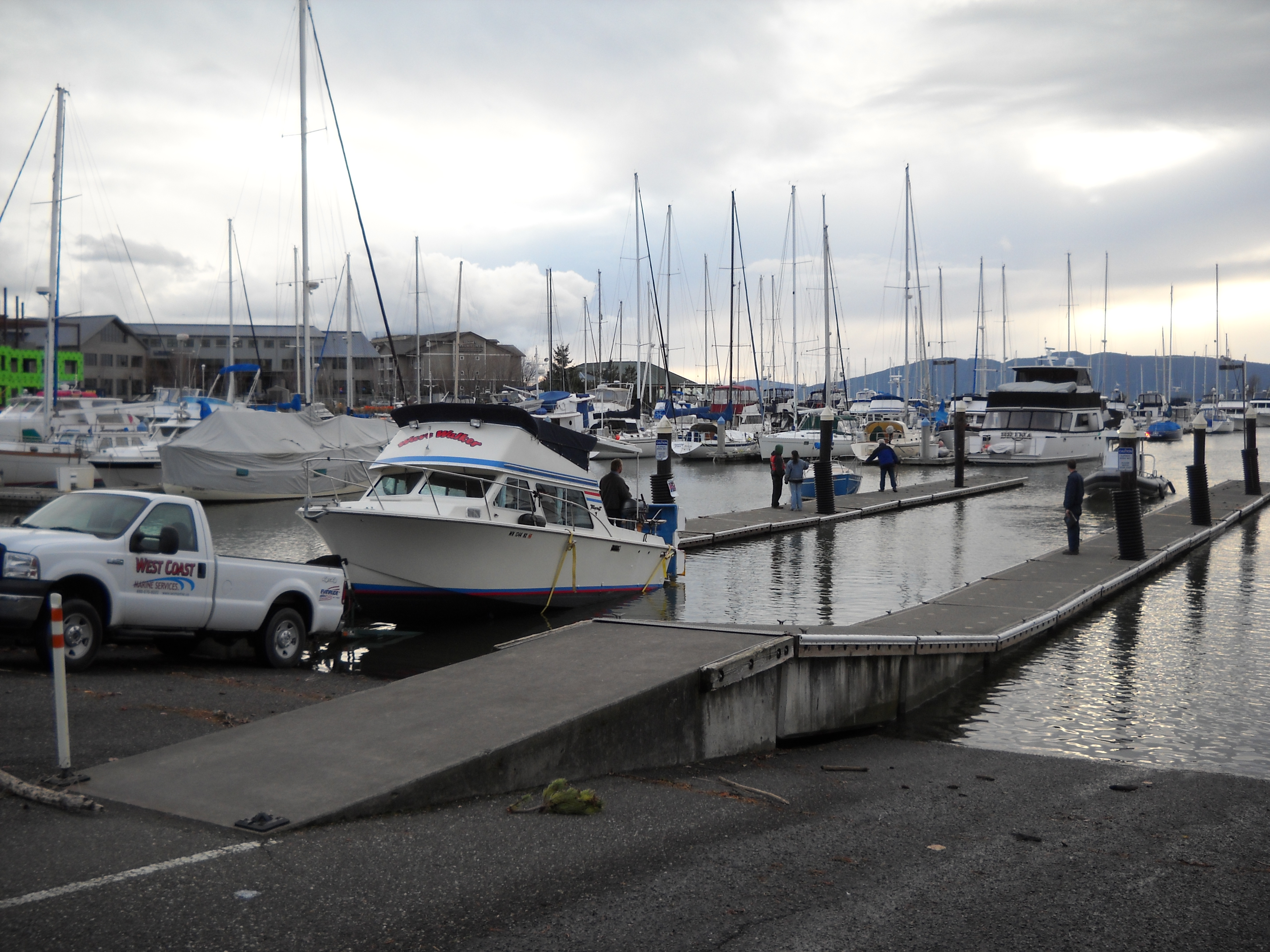 Squalicum Boat Launch