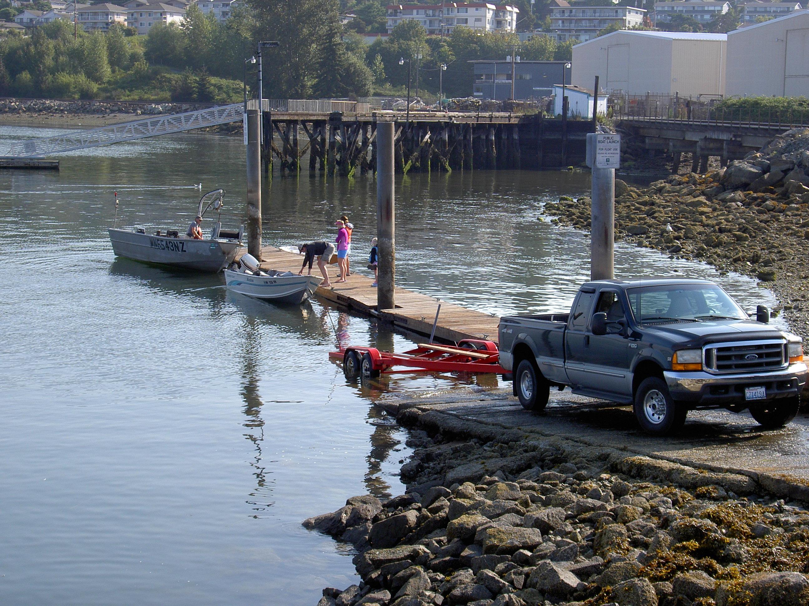 Public Boat Launches | Port of Bellingham, WA - Official ... Теплоход Ракета