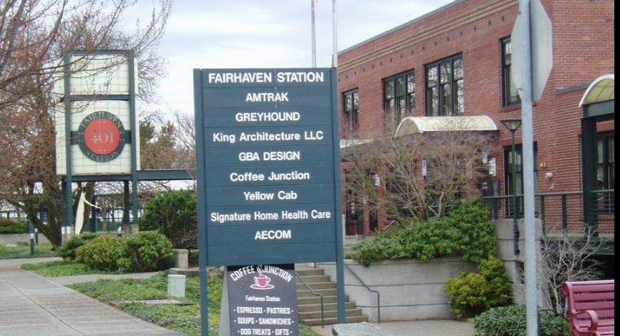 Fairhaven Station1 2013edited