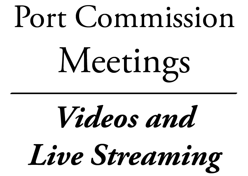 graphic for commission meeting video